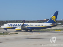 Boeing 737-8AS(WL) (EI-EKB) Ryanair
