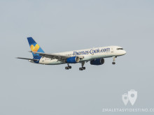 Boeing 757-21K (G-WJAN) Thomas Cook Airlines