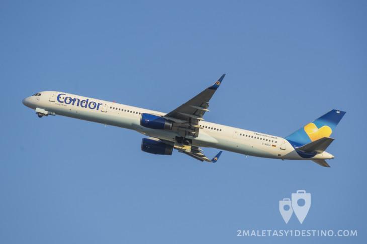 Boeing 757-300 (D-ABOA) Condor