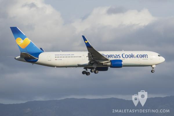 Boeing 767-31K(ER)(WL) (G-TCCB) Thomas Cook Airlines