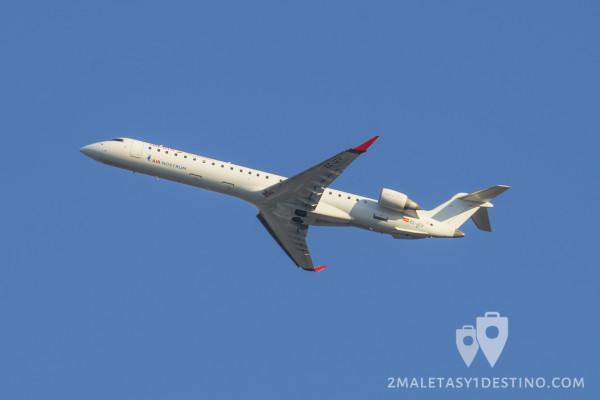 Canadair CRJ-900 (EC-JZV) Air Nostrum