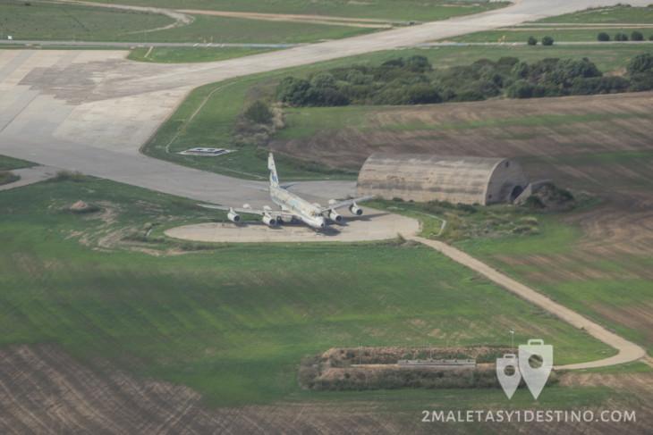 Convair 990A Coronado Aeropuerto de Mallorca