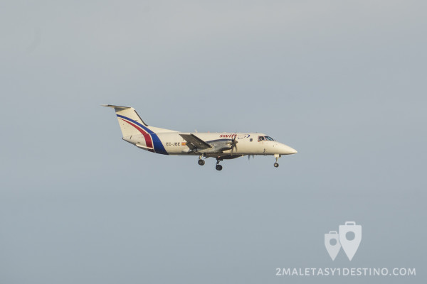Embraer EMB-120FC Brasilia (EC-JBE) Swiftair