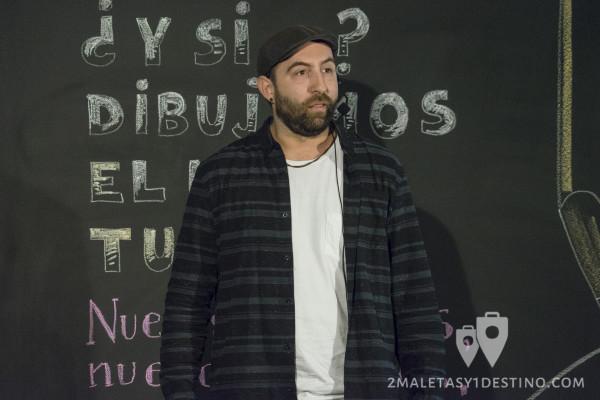 Juan José Gómez de MyPlayz en Turistopía