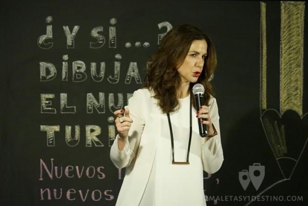 Natalia Zapatero (Turiskopio) en Turistopía 2015