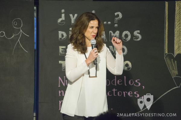 Natalia Zapatero (Turiskopio) en Turistopía