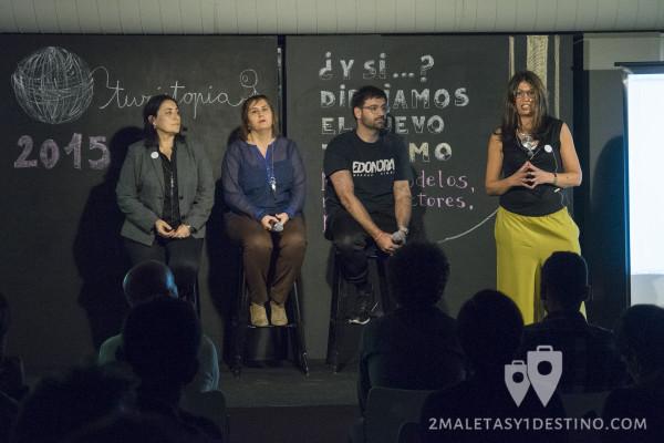 Presentación de La Fábrika en Turistopía