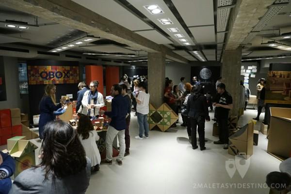 Qbox Time en Turistopía 2015