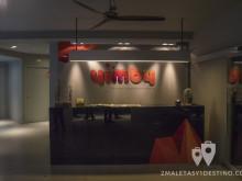 Recepción del centro Yimby en Bilbao