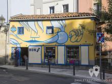 Street art en Bilbao La Vieja
