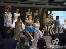 Vestidos en papel en Turistopía