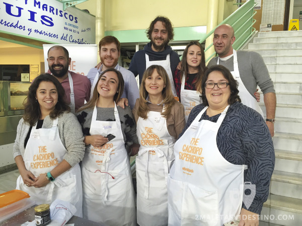 Bloggers en The Cachopo Experience