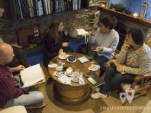 Bloggers en el Hotel Pleamar