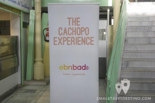 Cartel de Cachopo Experience