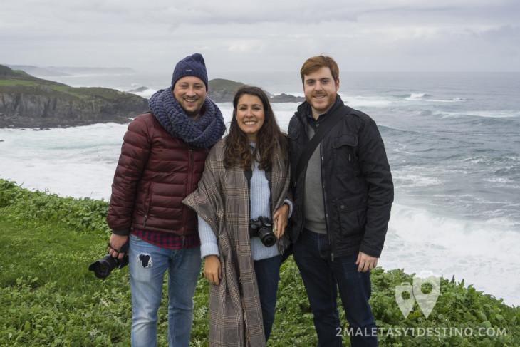 David, Olaya y Eguino