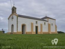 Ermita de la Atalaya Puerto de Vega
