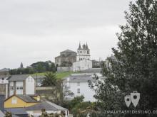 Iglesia en Puerto de Vega
