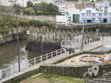 Muralla de Puerto de Vega