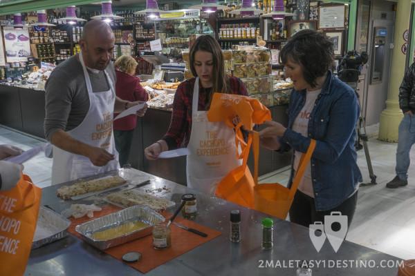 Nacho y Laura de La Guía del Cachopo con Laura Ebribadi