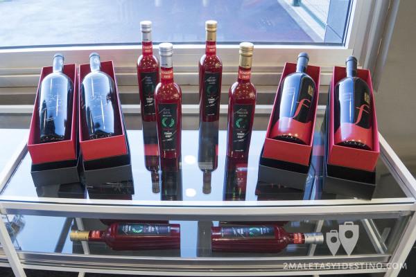 Aceite y vino de Fernando Alonso