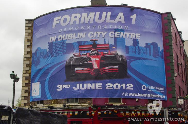 Bavaria City Racing Dublin 2012