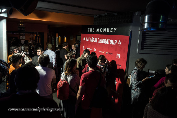 Birratour FITUR 2016 en The Monkey