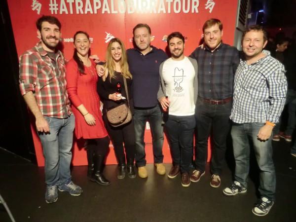 Bloggers asturianos en Birratour