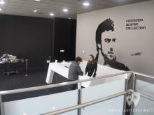 Entrada del Museo de Fernando Alonso