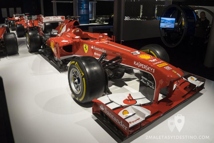 Ferrari F138 (Museo Fernando Alonso)