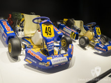 Karts del Museo Fernando Alonso
