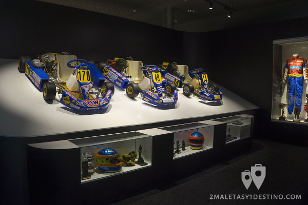 Karts de Fernando Alonso