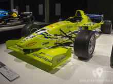 Lola B99-50 Formula 3000