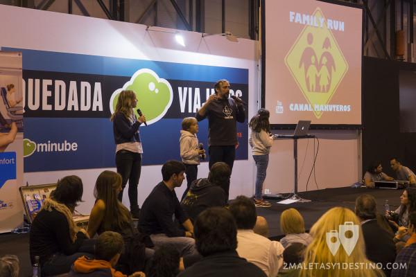 Makuteros - Family Run #QuedadaFitur