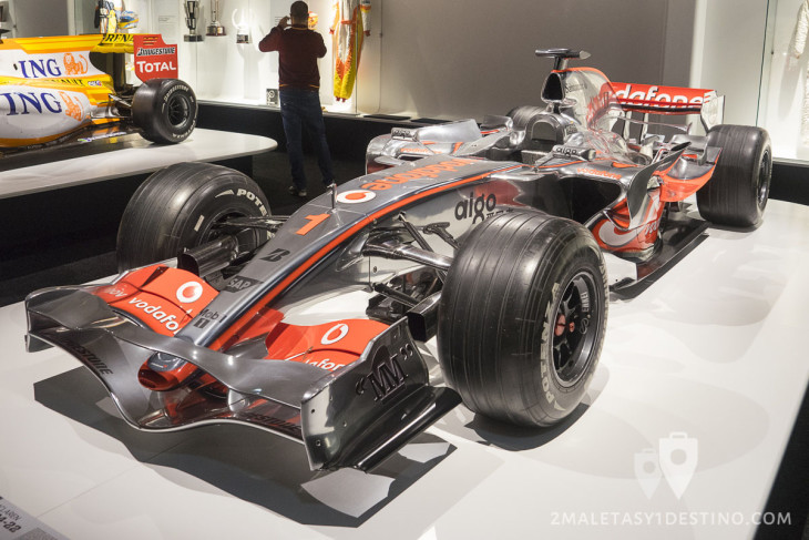 McLaren MP4-22 de Fernando Alonso