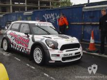 Mini WRC 2012 de McGeehan Motorsport