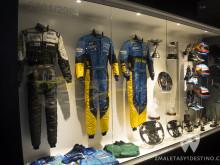 Monos de Fernando Alonso 2001-2004