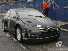 Monster Energy Citroen C4