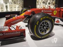 Morro delfín del Ferrari F14 T