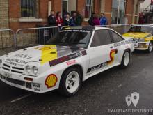 Opel Manta Rally