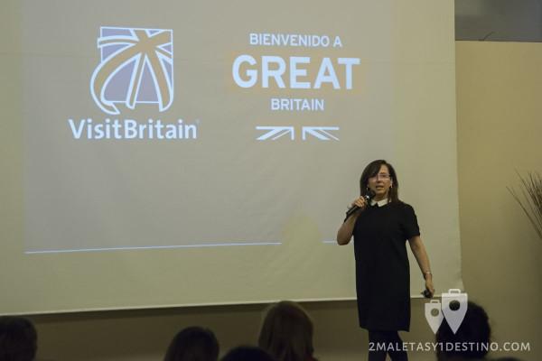 Presentación de Great Britain en #MadridTBM16