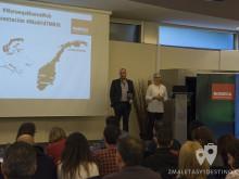 Presentación de Noruega en #MadridTBM16