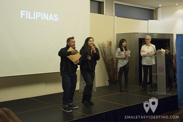 Presentación de Filipinas en #MadridTBM16