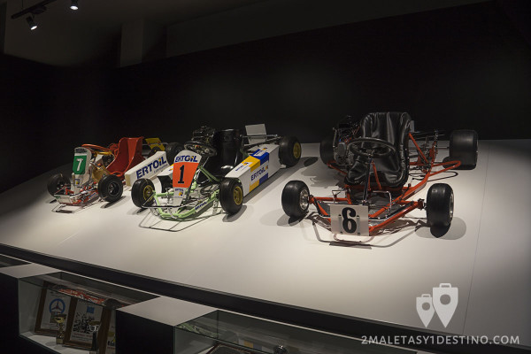 Primeros karts de Fernando Alonso