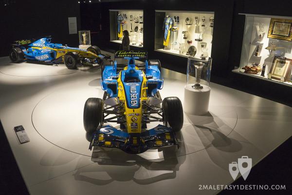Renault R25 y R26 de Formula 1