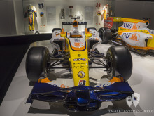 Renault R28 (Museo Fernando Alonso)