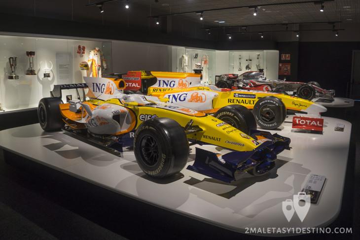 Renault R28 y Renault R29