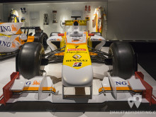 Renault R29 (Museo Fernando Alonso)