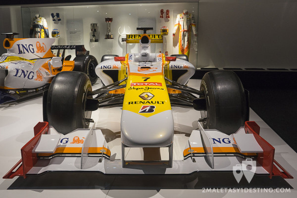 Renault R29 (Museo Fernando Alonso)
