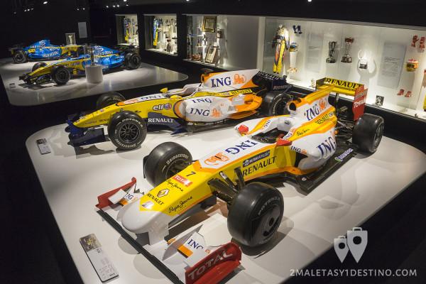 Renault R29, R28, R26 y R25