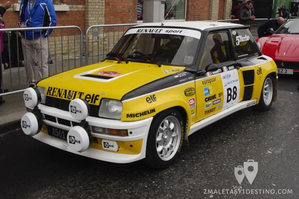 Renault R5 Turbo Rally